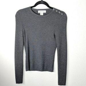Jones New York 100% Merino Wool Sweater